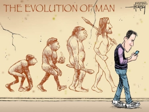 Digital Darwinism - ILTA Keynote 1