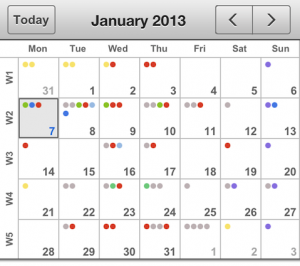 CalenMob - Your calendar everywhere