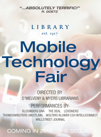 A Mobile Tech Fair all for you