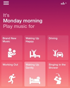 Songza - Musical Concierge