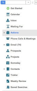 Getting things done with IQTell