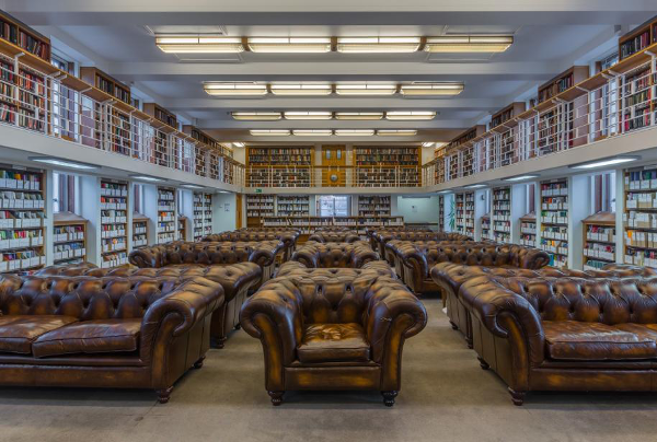 Senate House Library, London