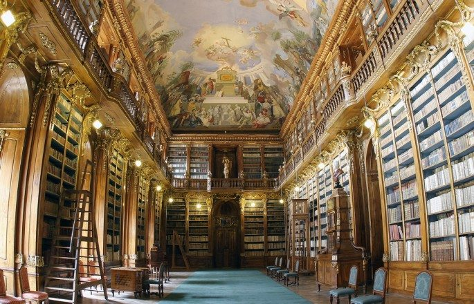 The Vatican Apostolic Library, Vatican City
