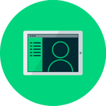 green-SELF-SERVICE PORTAL copie