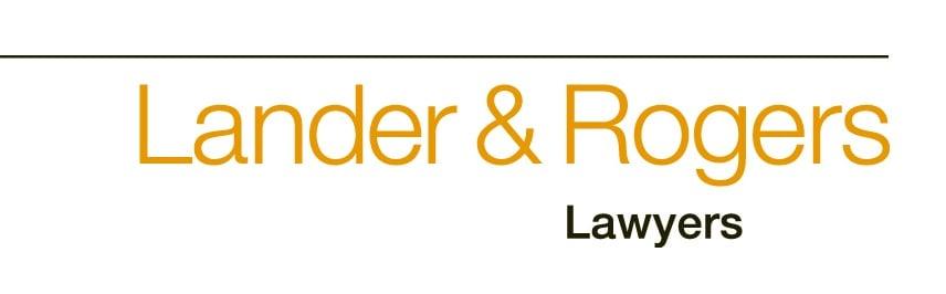 Lander & Roger logo