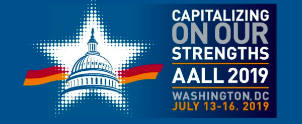 Capitalising on our strengths at AALL2019