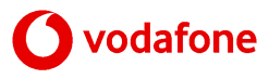 Vodafone Logo for homepage